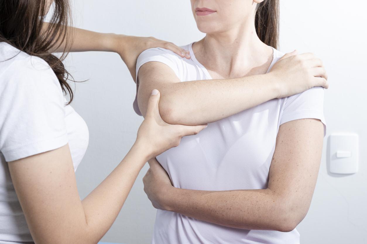 Fisioterapia individualizada membros superiores
